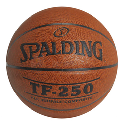 Bóng rổ Spalding TF250 All Surface Indoor-Outdoor Size 7