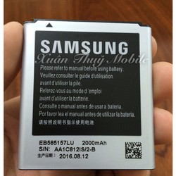 Pin Galaxy Win i8552