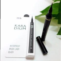 Dạ kẻ mắt Karadium waterproof brush liner black