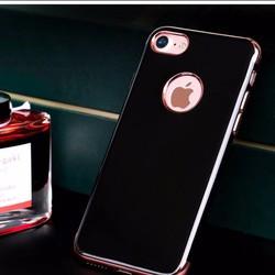 Ốp lưng dẻo JET BLACK Iphone 6, 6S, 6 PLUS, IP7, 7 PLUS