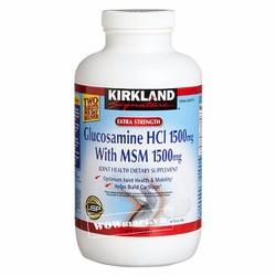 Viên uống bổ khớp Kirkland Glucosamine 375 viên Wowmart VN