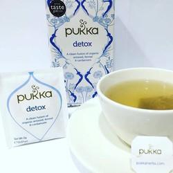 Trà thải độc Pukka