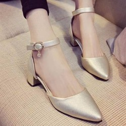 giày cao got kim sa cao cấp