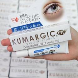 Kem trị thâm quầng mắt Cream Kumargic Eye 20g - Phiên bản mới