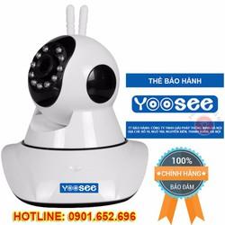 Camera IP Wifi  không dây Yoosee 720P