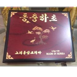 Đông Trùng Hạ Thảo Valy Hàn Quốc Hộp Gỗ Mẫu Mới 30 Viên