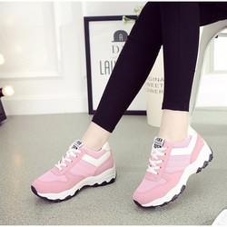 Giày Sneaker nữ phong cách Hàn Quốc