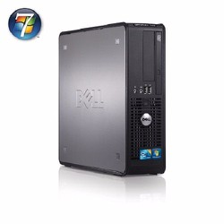 CPU Dell 780SFF Core 2 E7500 RAM 4GB HDD 160GB