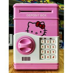 Két mini thông minh tiết kiệm tiền Hello Kitty