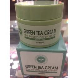 Kem duong da Con green tea danh cho da mun