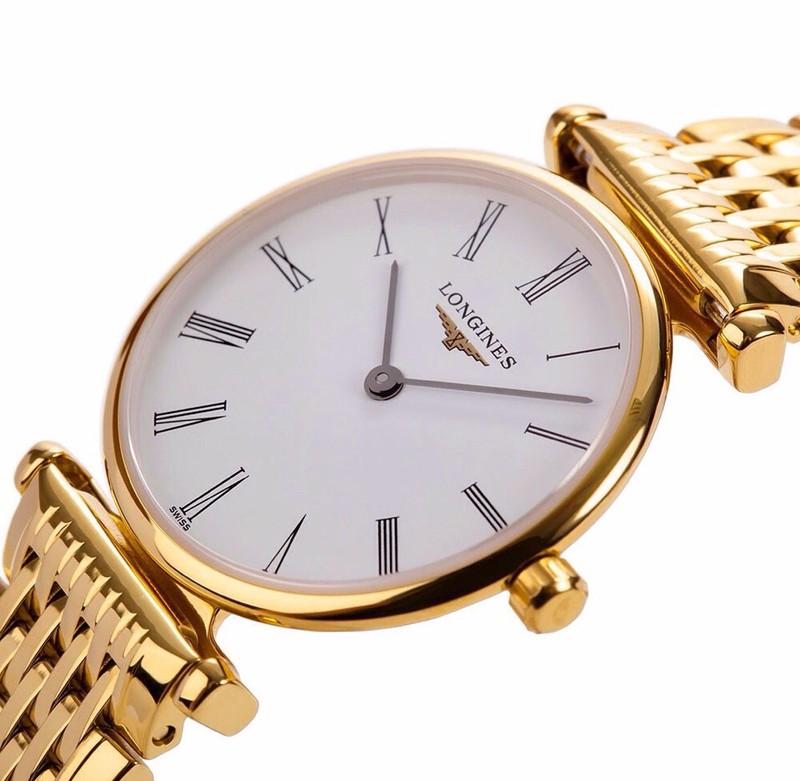 đồng hồ LONGINES. bản SALE nhật mã LG-18K 7