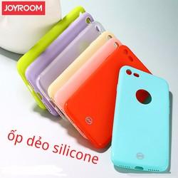 Ốp lưng silicone dẻo nhiều màu cho Iphone 7 7 plus Joyroom chính hãng