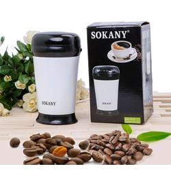 Máy Xay Hạt Cafe Sokany Dùng Điện