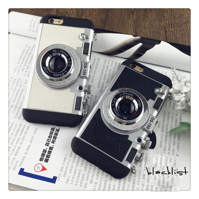 Shop Hàng Độc - Ốp lưng kiểu dáng máy ảnh amigo cho IP6 4