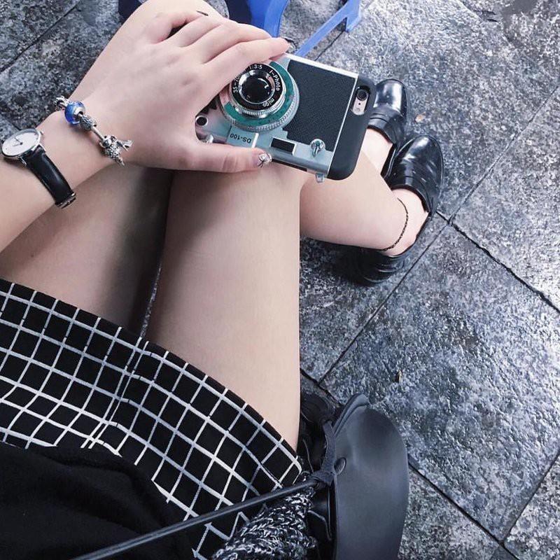 Shop Hàng Độc - Ốp lưng kiểu dáng máy ảnh amigo cho IP6 8