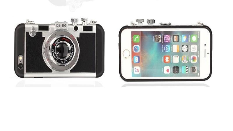Shop Hàng Độc - Ốp lưng kiểu dáng máy ảnh amigo cho IP6 12