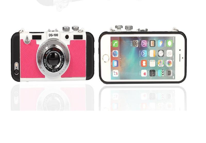 Shop Hàng Độc - Ốp lưng kiểu dáng máy ảnh amigo cho IP6 11