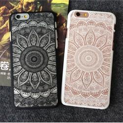 Ốp cứng iphone 5 hoa văn henna