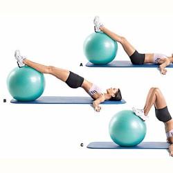 Bóng tập Yoga – Gym