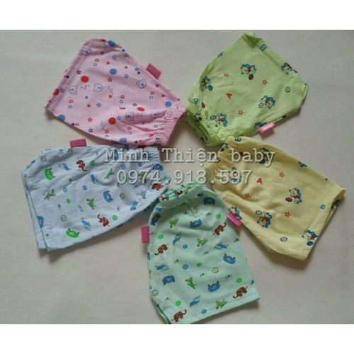 Set 5c quần cotton cho bé