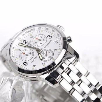 đồng hồ kim chống nước máy nhật kính saphire mã TS1852