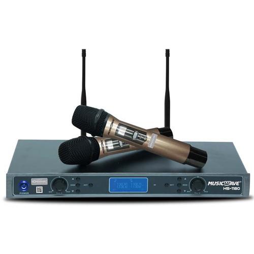 Bộ micro không dây Music Wave HS-1180