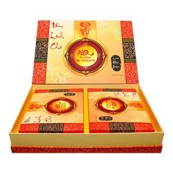 Nấm Linh Chi Ha Dung hộp quà tặng