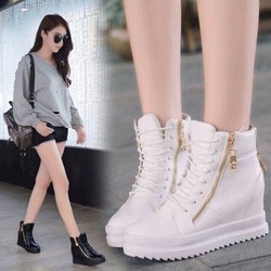 giày bata nữ cao cấp - pll835