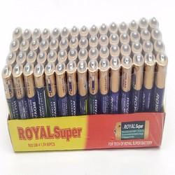Combo 60 viên pin tiểu AAA Royal
