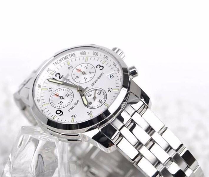 đồng hồ kim chống nước máy nhật kính saphire mã TS1852 3