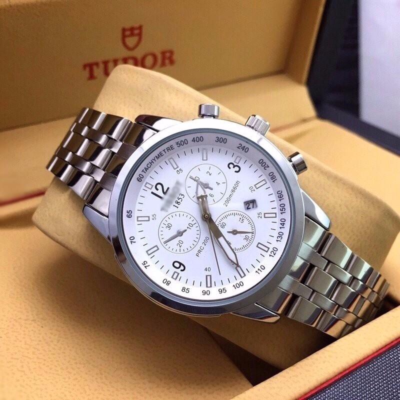 đồng hồ kim chống nước máy nhật kính saphire mã TS1852 4