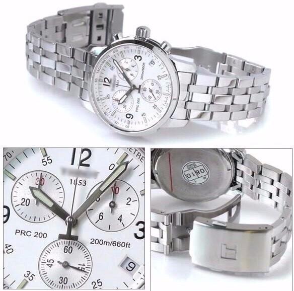đồng hồ kim chống nước máy nhật kính saphire mã TS1852 7