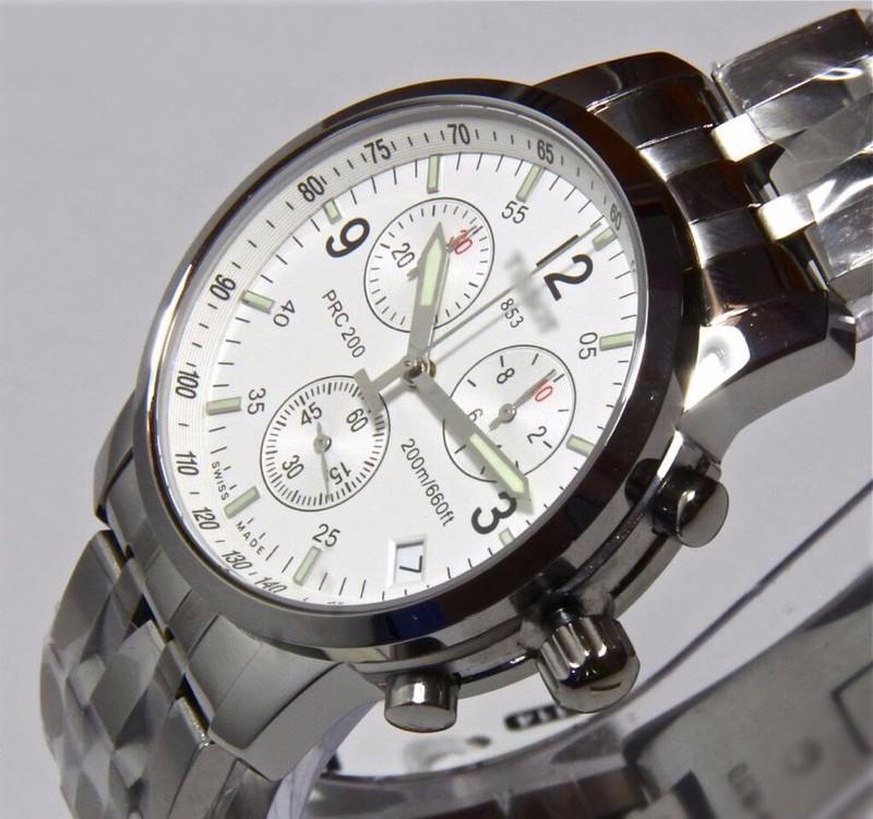 đồng hồ kim chống nước máy nhật kính saphire mã TS1852 2