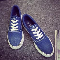 Mã VN071- Hàng nhập- Giày mọi Jean cá tính thời trang VN071
