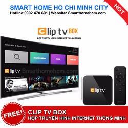 Clip TV Box Hộp Truyền Hình Internet Thông Minh