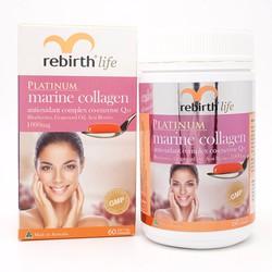 Viên Uống Collagen Chiết Xuất Từ Sinh Vật Biển 60V