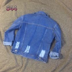 áo khoác jeans
