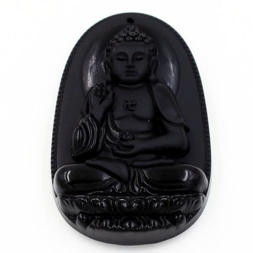 Mặt Phật bản mệnh A Di Đà 5cm