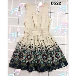 Đầm váy hoa xinh xắn-D522