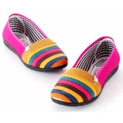 Giày mọi nữ êm chân thoải mái