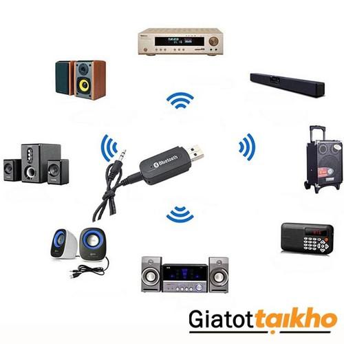 USB Bluetooth Chuyển Loa Thường Thành Loa Bluetooth BT-163
