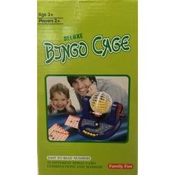 Trò chơi Bingo - Deluxe Bingo Cage