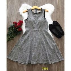 Đầm xòe sát nách thời trang