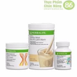 Bộ 3 giảm cân của Herbalife chính hãng giá rẻ