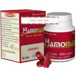 Hamomax - Chai 30 viên
