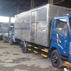 Xe tải Veam Vt260 1T9 vào thành phố - Veam vt260 - Veam 1.9 tấn