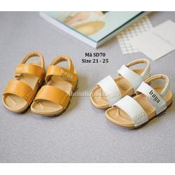 Dép sandal da bé trai 1 - 3 tuổi SD70