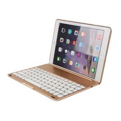 Bàn phím kiêm ốp lưng iPad Air 2 case bluetooth LED keyboard