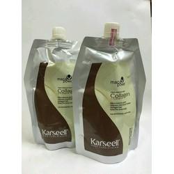 Kem ủ tóc Collagen Karseell phục hồi tóc hư tổn