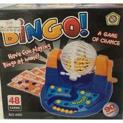 Trò chơi Bingo - Bingo Tombolone